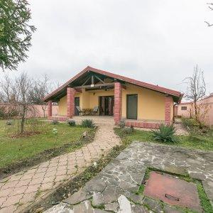 Casa pe parter la liziera padurii Snagov.