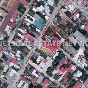 Cladire 6 apartamente cu teren de 1350mp (teren liber 100mp)