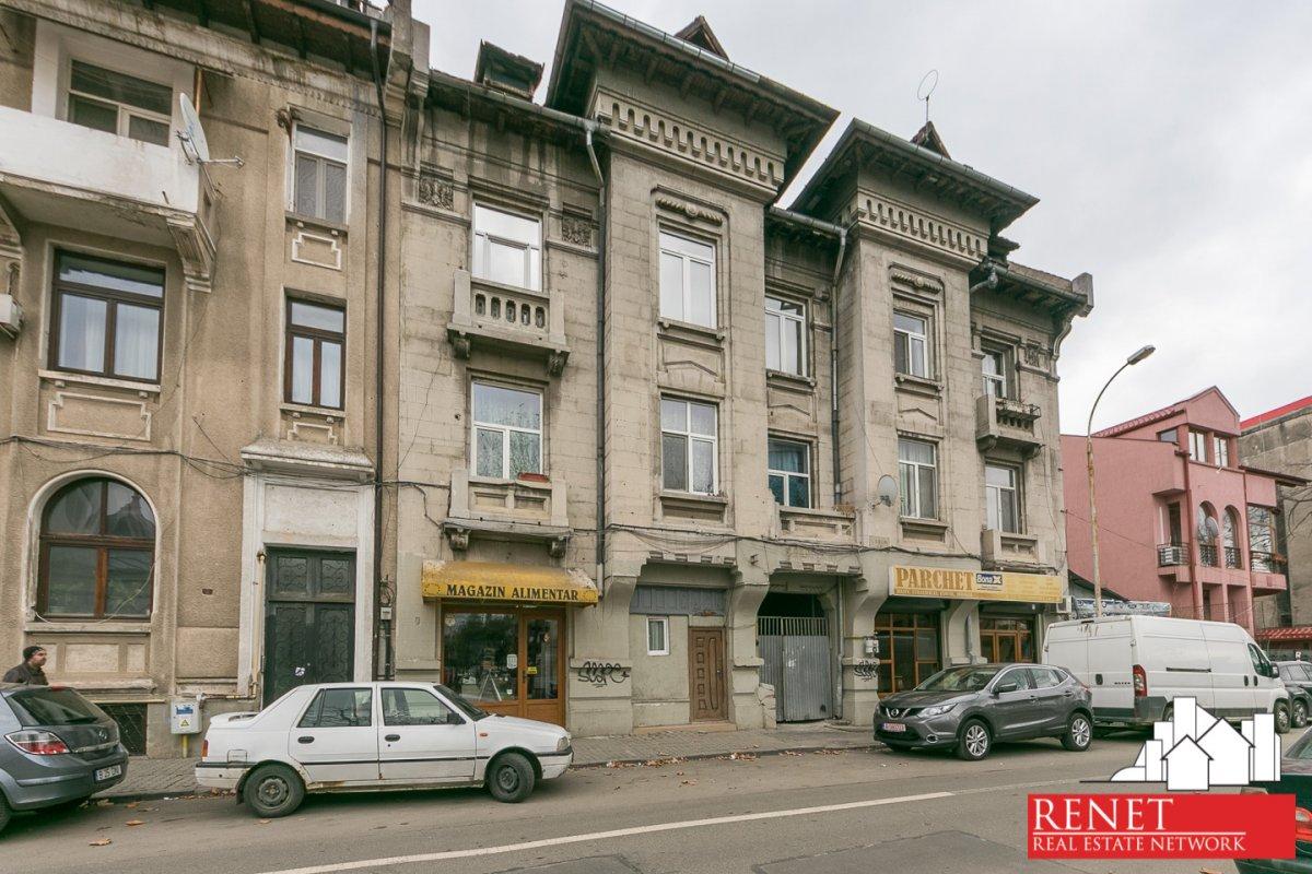 Apartament in vila Eminescu Toamnei