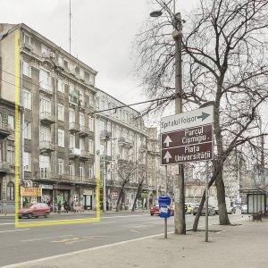 Apartament 2 camere bloc interbelic Carol I Intersectie Mosilor