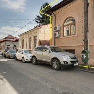 Vila parter si etaj Piata Victoriei renovata locuinta sau office