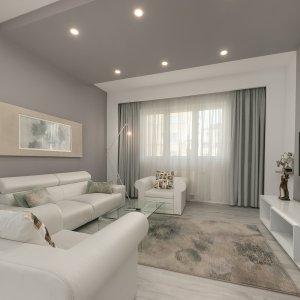 Apartament 3cam PREMIUM Universitate - InterContinental 110 mp